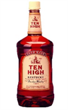 Ten High Bourbon Whiskey 80@